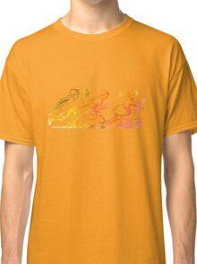 Happy Venture Rainbow Runners Classic T-Shirt