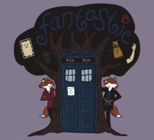 The Fantastic Doctor Nine (What Does the Ninth Say?) Kids Clothes