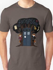 The Fantastic Doctor Nine (What Does the Ninth Say?) Unisex T-Shirt