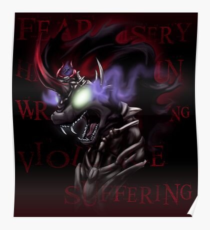 Fear and Wrath - The Shadow King Poster