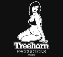 Treehorn Productions (White Print) by GritFX