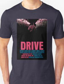 Drive Movie Poster Unisex T-Shirt