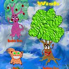 Beebie Tree, Bobbey Tree & Boo by Dennis Melling