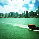 It's Hong Kong, Baby - Lomo by Yao Liang Chua