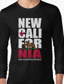 New California Republic Long Sleeve T-Shirt