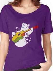 Serenade Me Bear Women's Relaxed Fit T-Shirt