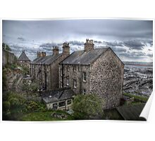 Tweed Cottages Poster
