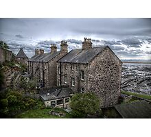 Tweed Cottages Photographic Print