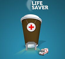 Coffee Life Saver by ButterStream