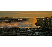 Morning Maelstrom Photographic Print
