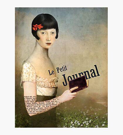 Le Petit Journal Photographic Print