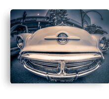 The Wise Olds Nose Metal Print