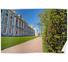Catherine Palace Poster