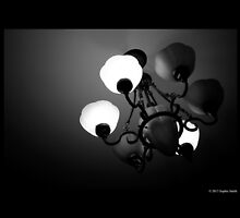 Vintage Chandelier by © Sophie W. Smith