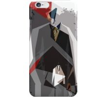 Guys in Suits. iPhone Case/Skin
