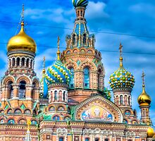 St. Petersburg, Russia by Unwin Photography
