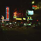 Neon Lights - Lomo by chylng