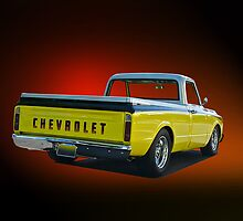 1969 Chevrolet C10 Pick-Up Truck I by DaveKoontz