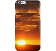 African Sunset 2 iPhone Case/Skin