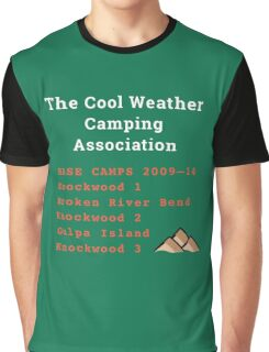 The TCWCA Base Camp Shirt Graphic T-Shirt