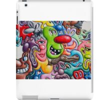 Grafiti-Inspired by the 6 (Toronto) iPad Case/Skin