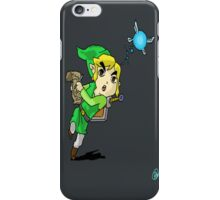 Legend of Zelda- Wind Waker iPhone Case/Skin