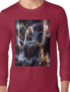 Doctor Who - Space in Time Long Sleeve T-Shirt
