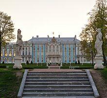 Catherine Palace by DmiSmiPhoto