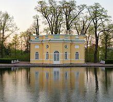 Upper Bathhouse pavilion by DmiSmiPhoto