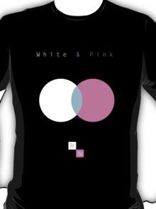 White & Pink T-Shirt