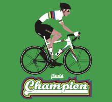 World Champion Cycling Kids Clothes