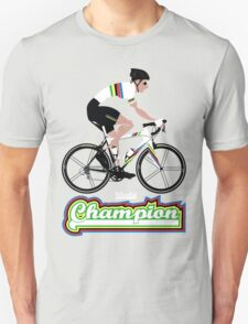 World Champion Cycling T-Shirt