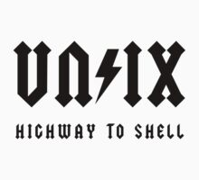 Highway to Shell (black) by karlangas