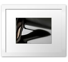 Oh, Chanel Framed Print