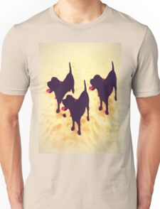 sand dog, animal lover Unisex T-Shirt