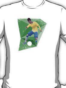 Brazil Football World Cup 2014 Skills Tee T-Shirt