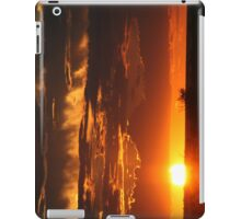 African Sunset 2 iPad Case/Skin