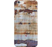 Grunge Metal Phone iPhone Case/Skin