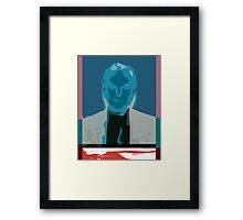 Dawkins; Richard: A Portrait Framed Print