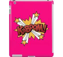 Kaboom iPad Case/Skin