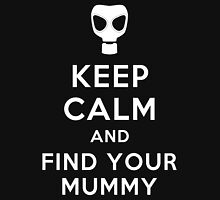 Inspired by The Doctor - Keep Calm & Find Your Mummy - The Empty Child Unisex T-Shirt