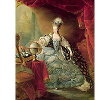 Portrait of Marie Antoinette (1755-93) Queen of France, 1775 (oil on canvas)  Photographic Print