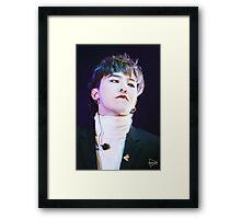 G Dragon Framed Print