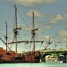 El Galleon by Kate Adams