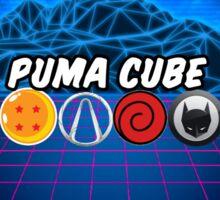 Puma Cube (Character Select) Sticker