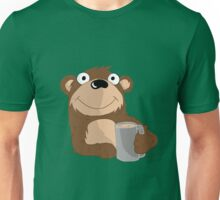 Beer Bear Unisex T-Shirt