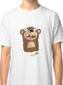 Drunk Bear Classic T-Shirt