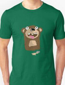 Drunk Bear Unisex T-Shirt