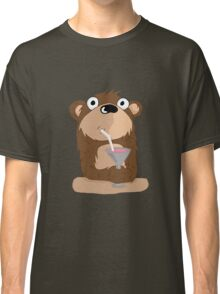 Cocktail Bear Classic T-Shirt