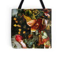 Renaissance Child. Tote Bag